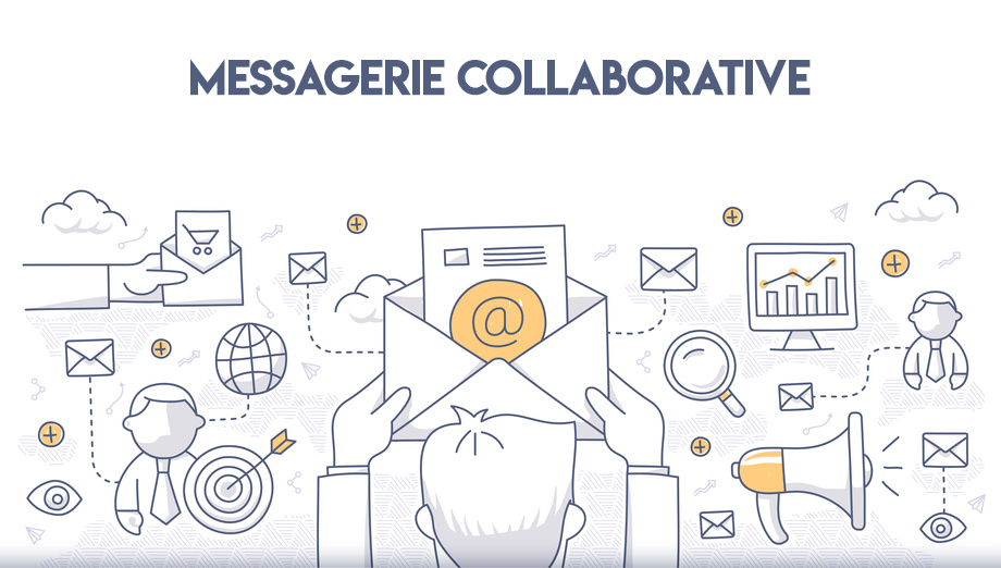 messagerie collaborative email