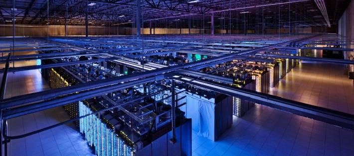A quoi ressemble un data center Google ?