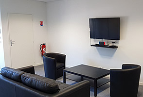 Photo du Datacenter
