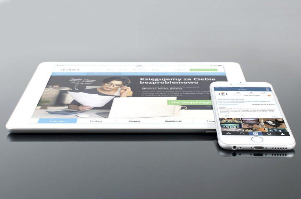 responsive web design multi devices