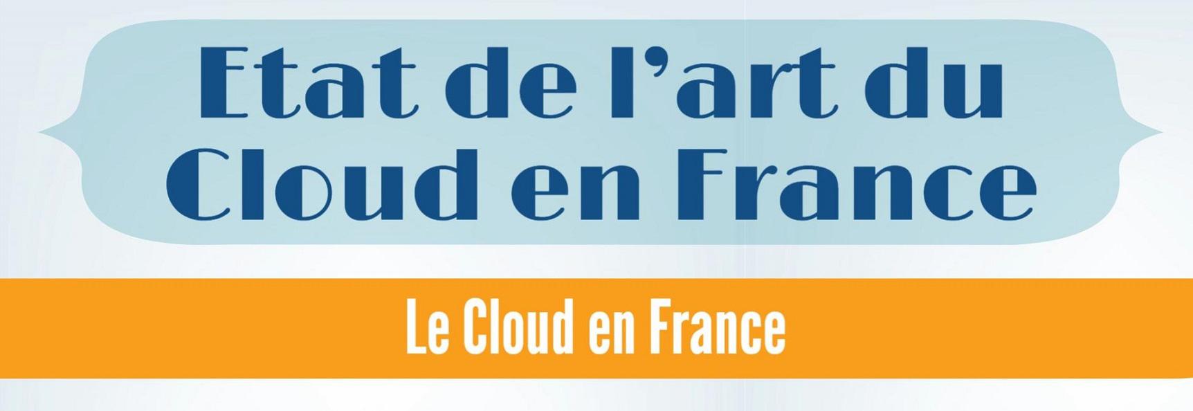 Infographie – Etat de l'art du Cloud [Hybride] en France