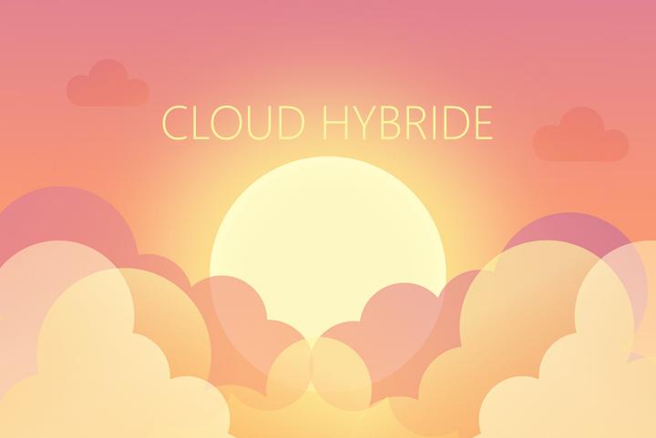 Offre de Cloud Hybride dédiée à la sécurité des données