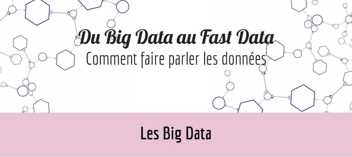 Du Big Data au Fast Data. Comment faire parler les données – 1/3