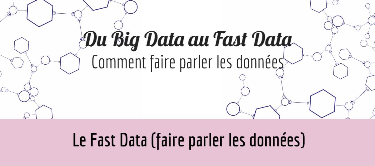 Du Big Data au Fast Data. Comment faire parler les données – 3/3
