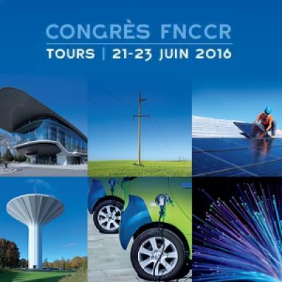 Cyrès présent au Congrès « intelligences territoriales » de la FNCCR du 21 au 23 juin