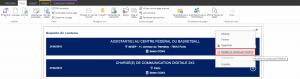 modifier composant webpart liste sharepoint