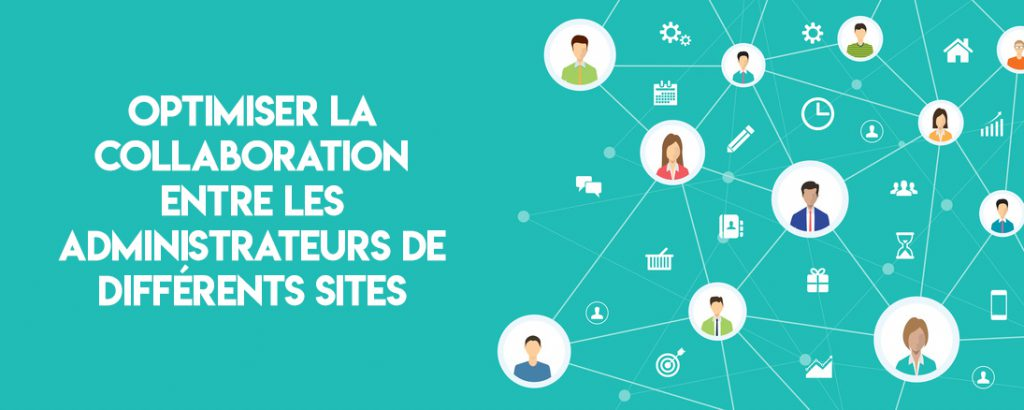 collaboration multisite communaute drupal