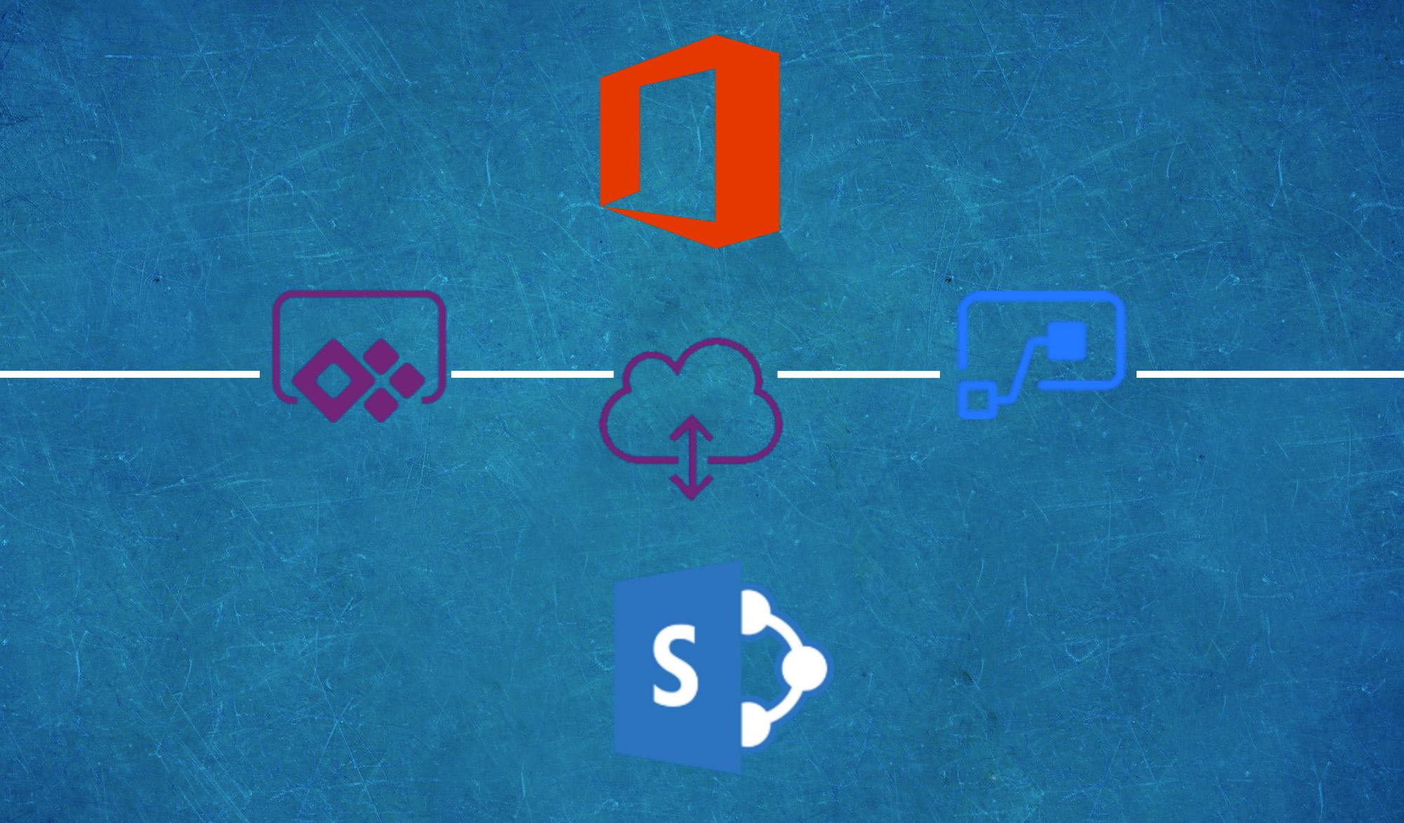 Comment exploiter les données d'une plateforme SharePoint depuis les applications Office 365 ?