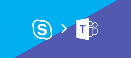 Skype devient microsoft teams