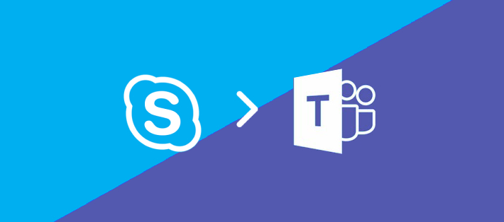 Microsoft Teams succède à Skype For Business