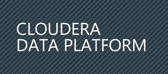 La Cloudera Data Platform va plaire, mais à quel prix ?