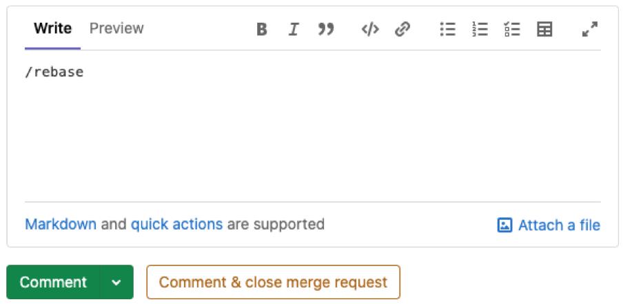Rebase est une commande Git utilisée pour réappliquer des commits