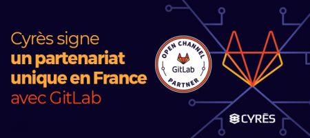 Cyrès signe un partenariat unique en France avec GitLab
