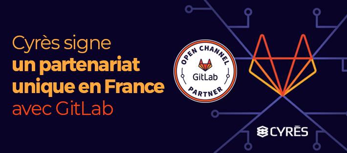 Cyrès devient le 1er partenaire de GitLab en France